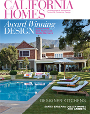 California Homes Magazine July August 2012 Cover